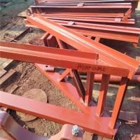齐鑫G8弯管支架,水平管支架,水平管用底部支架,弯管用支架