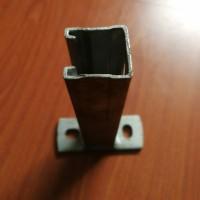 本公司专业生产抗震支架配件,抗震支架焊接件,连接件,C型钢焊接件,底座