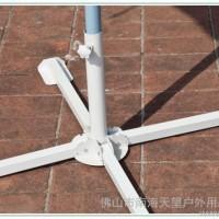 太阳伞底座 十字铁架底座  方便携带底座 广告底座生产零售