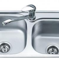 澳瑞卡不锈钢水槽 78*43水槽/洗涤槽