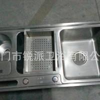 TS9043 多功能盆 广东水槽,304一体成型 厨房不锈钢